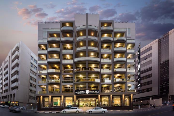 Luxuries Studio Apt By Savoy Central -Rolla Street