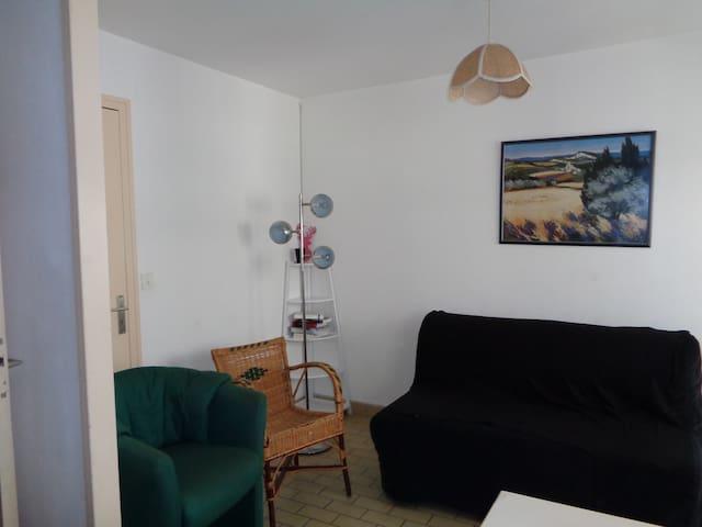 Appartement à deux pas du lac