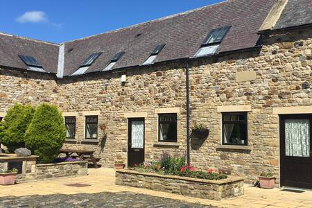 The Old Byre - Holiday Cottage - Frosterley