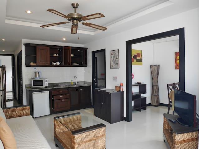 1-Bedroom Deluxe with Terrace Lamai Beach