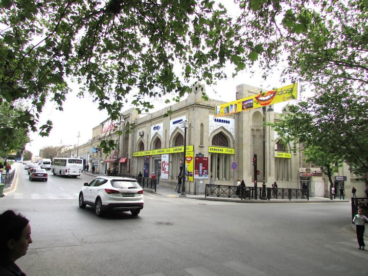 Ali Hostel Baku