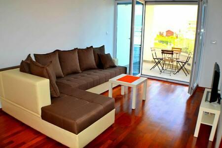 Nice apartment with seaview - Šušanj, Bar, ME