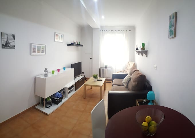 Piso céntrico ideal para parejas y familias. - Barbate - Apartment