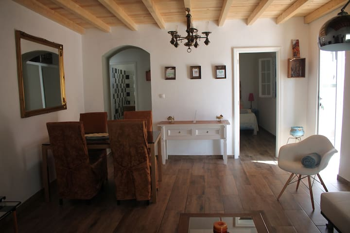 Brand New Cozy house in the Heart of East Algarve