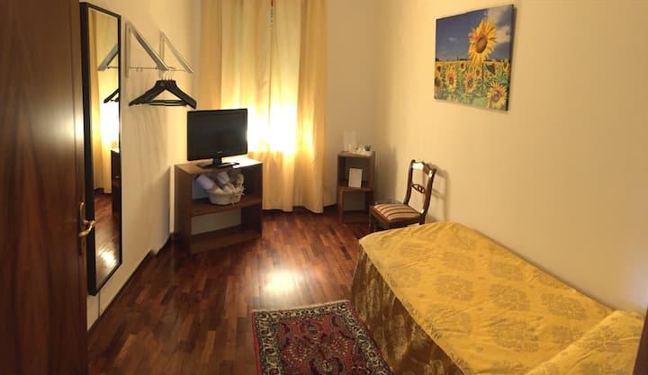 CAMINHOUSE stanza privata