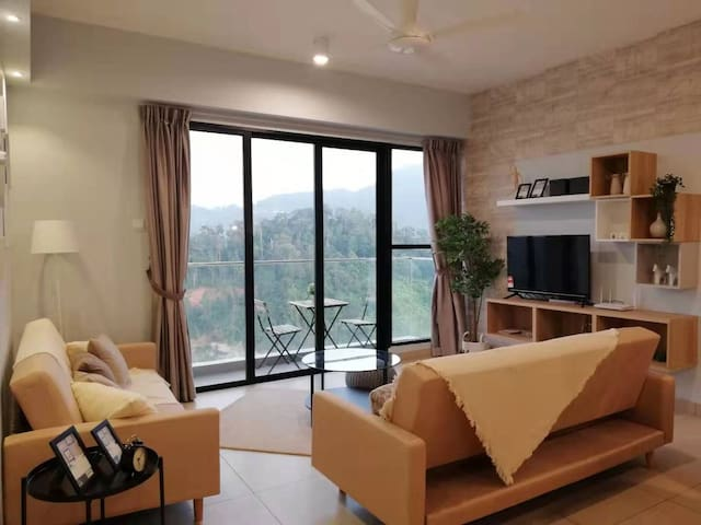 Home Sweet Home 3Room 708  Midhill Genting (WiFi)