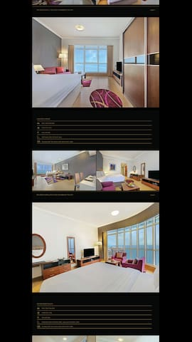 Luxurious Executive Studio in heart of West Bay