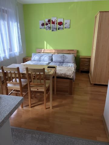 Nette kleine Wohnung