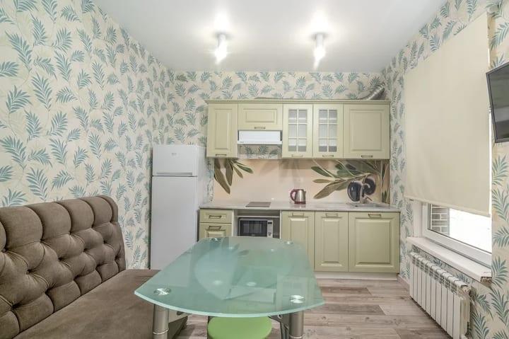 Апартаменты на Мацесте 01