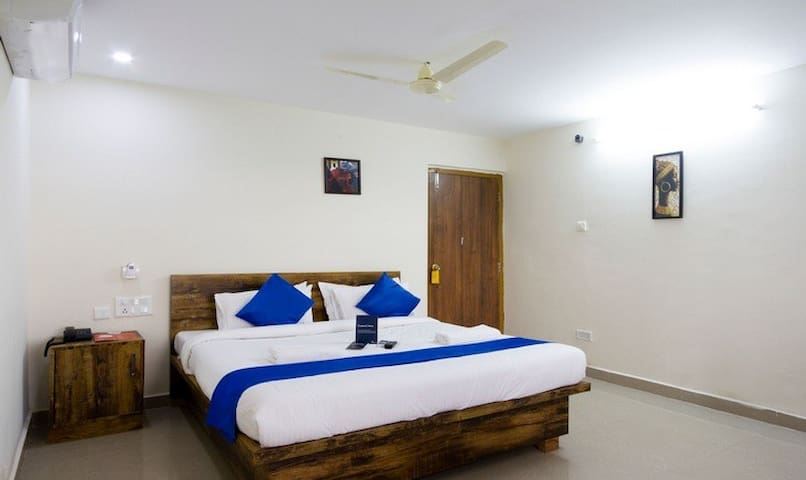 Stay in Gachibowli, the heart of the IT City - Hyderabad - Overig