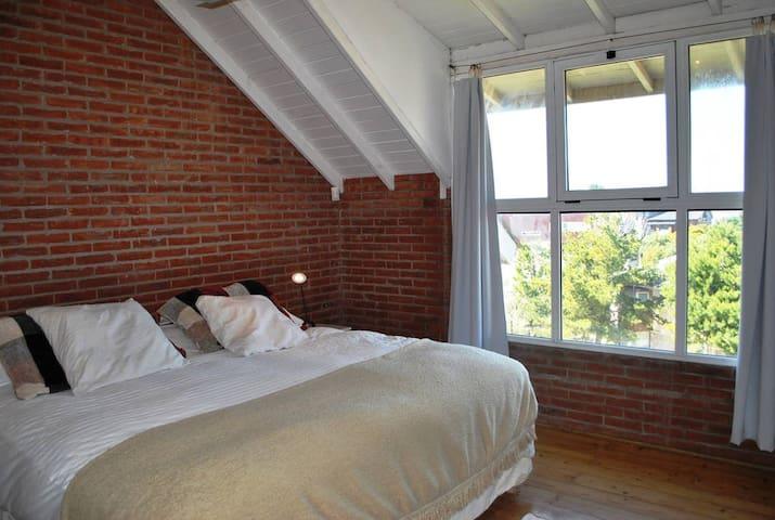 Dormitorio 1 en Suite