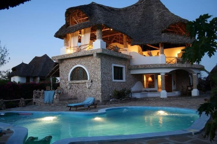 Watamu Leo Paradise - 1min to the Beach