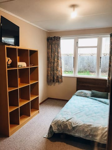 Private double room with beautiful views