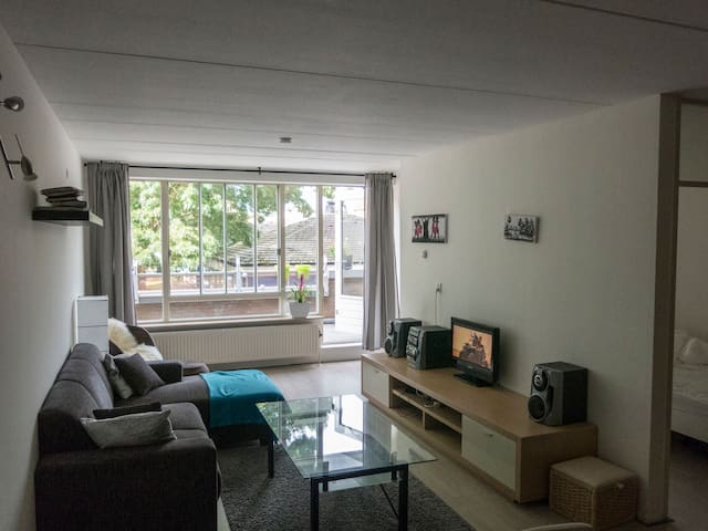 Great place to relax and visit Amsterdam - Almere - Appartement