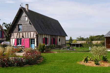 les 3M entre NATURE et CULTURE - Boissy-lès-Perche - エコロッジ