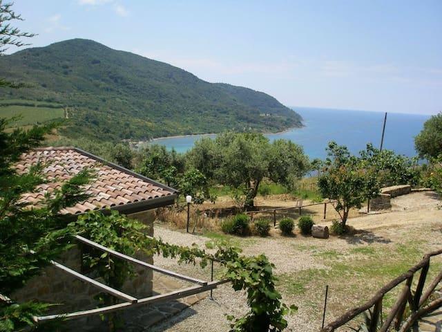 Agropoli - Mare - Relax - Stupendo panorama - Agropoli - Dom