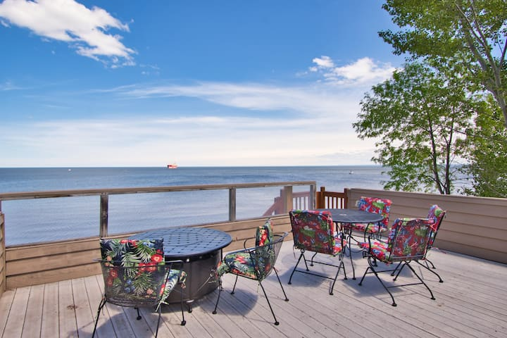 Lk Superior Beach House 2 Blk walk to Canal Park!