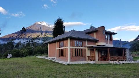 Tungurahua Adventure Retreat