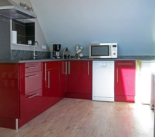 Location appartement de 60 m2 / proche plage - Merville-Franceville-Plage