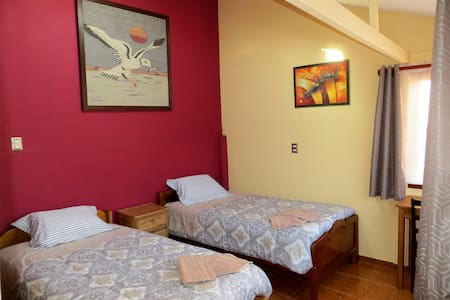 Comfortable double room - breakfast included - Inap sarapan