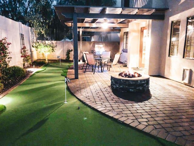 Putting,BBQ,Pool,Trails   Luxury by Sonoran Desert