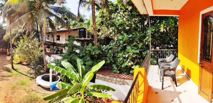 Comfort Cove - 1BHK at candolim