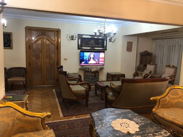 Apartment for rent daily furnished in Mohandseen