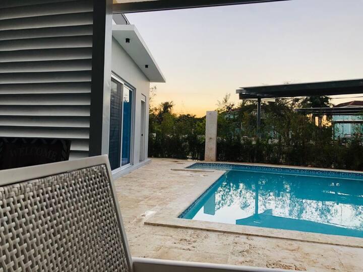 Modern 3-bedroom Villa in Sosua Ocean Village