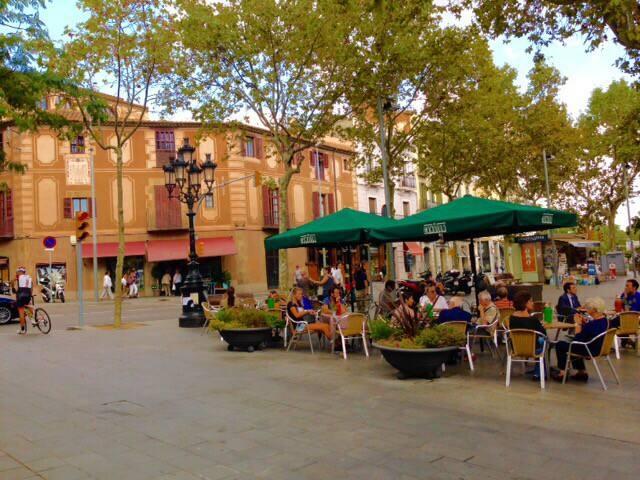 Plaça de Sarrià
