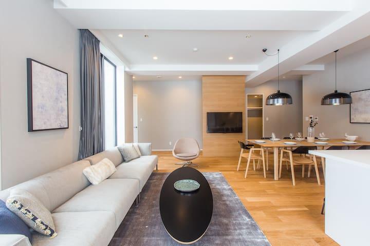 The Kamui - 3 Bedroom Apartment in Annupuri