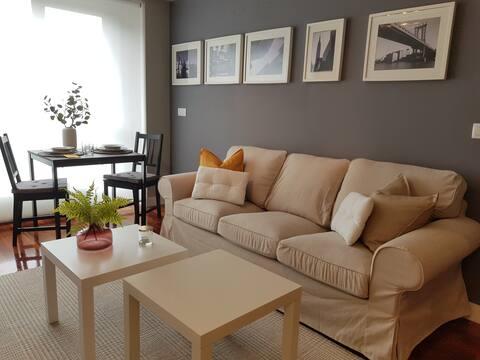 Precioso apartamento de diseño a pie de playa Mera