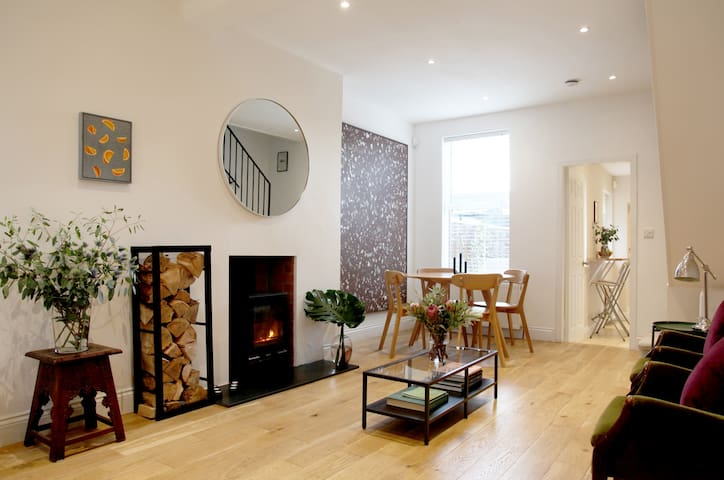 Newly Refurbished Home with Outdoor Area!