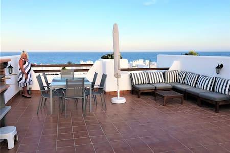 Luxury Apartment Vista Al Oceano Mediterraneo