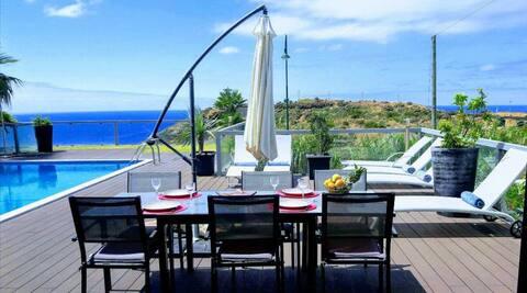 Villa Sol e Mar Garajau Madeira