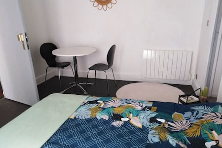 Appartement studio cosy en centre ville calme