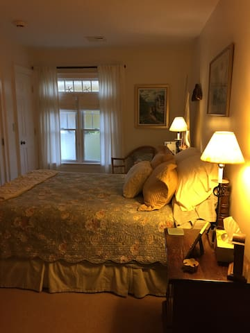 Cozy carriage house - Rockport - Byt