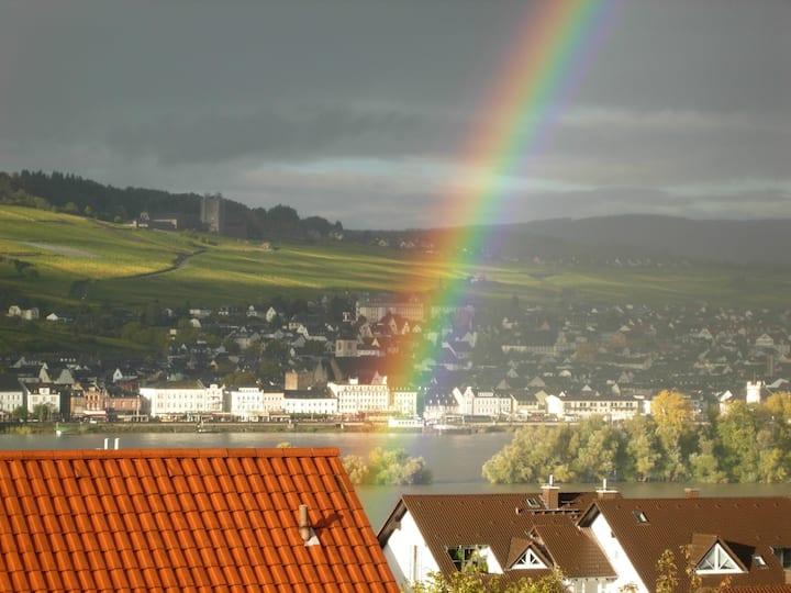 "Holiday flat ""Die Rochusberger"" in Bingen"