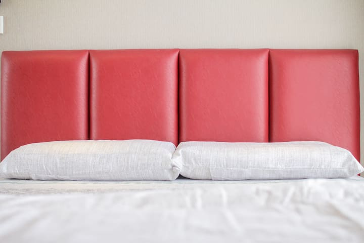 Comfortable firm health mattress for your stay