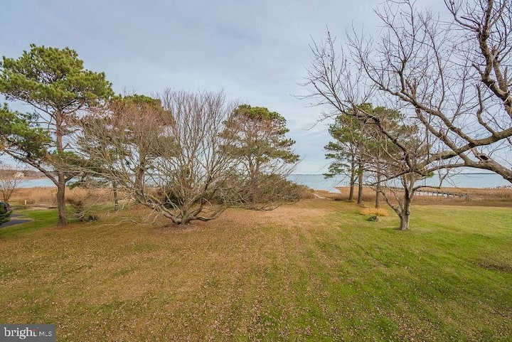Family-friendly Direct Bayfront on Sinepuxent Bay