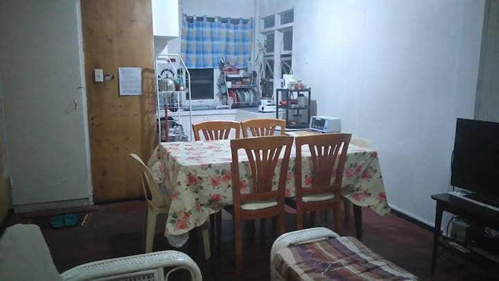 spacious and affordable apartment in Baguio