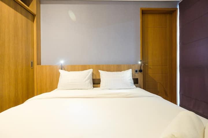 Comfy Spacious 1BR Apt @ Grande Valore Condominium