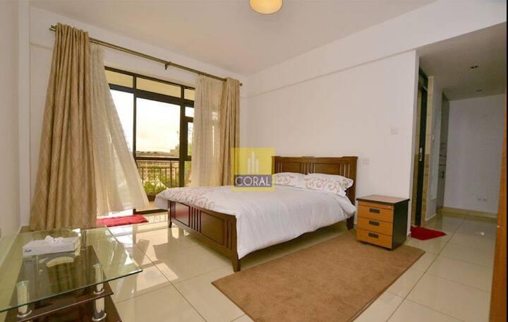 Westlands Coral Property - Penthouse Suite.