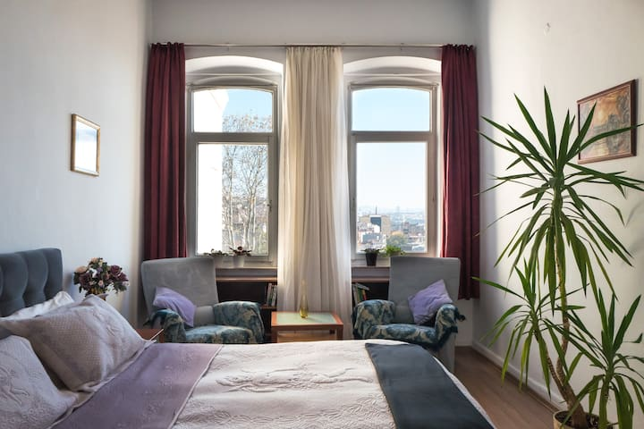 ~Large Suit with Bosphorus View