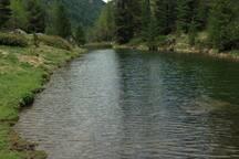 Brändjisee im Turtmanntal - ideal für einen Grillausflug / lac de Braendji dans la Vallée de Tourtemagne - à recommander pour une grillade an pleine nature / lake Braendji in Turtmanntal - the ideal place for a little BBQ in the middle of nowhere