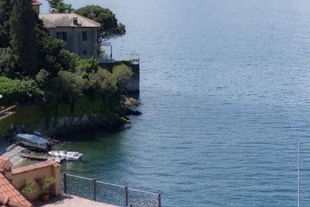 In the heart of Varenna with lake view - 瓦伦纳 - 公寓