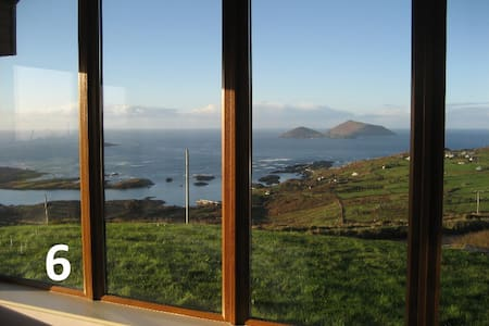 Best of Ring of Kerry Views - Derrynane - Room 6 - Caherdaniel - House
