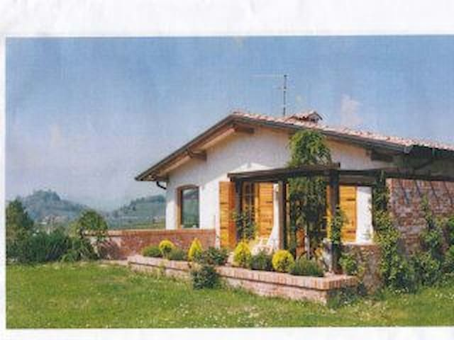 Full Peaceful villa near Asolo - monfumo