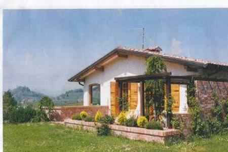 Full Peaceful villa near Asolo - monfumo - Haus