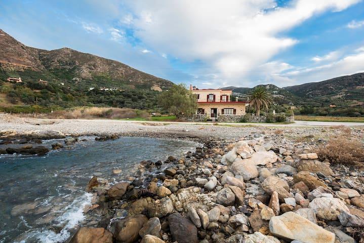 Sea Font villa,private pool!!!Kissamos!