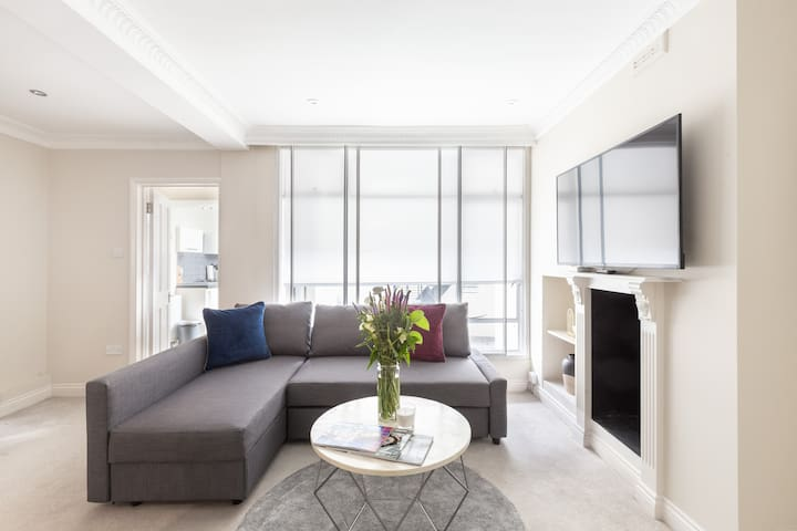 Elegant One Bedroom Apartment in Belgravia